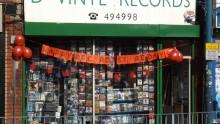 d'vinyl records
