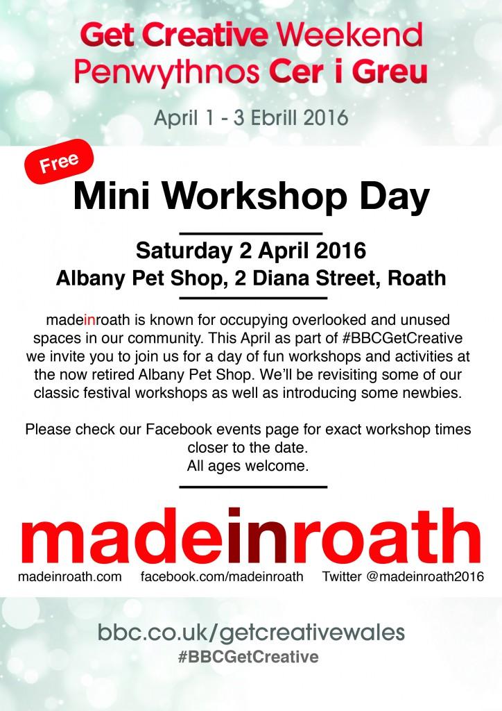 Mini Workshop Day